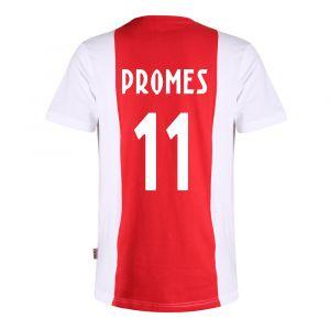 T-shirt Ajax Logo Promes Katoen Kids - Senior