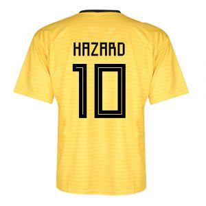 Belgie Voetbalshirt Hazard Uit 2018-2020 Kids / Senior OP=OP