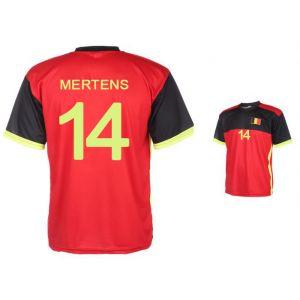 Belgie voetbalshirt Mertens Thuis 2016-2018 - OP=OP