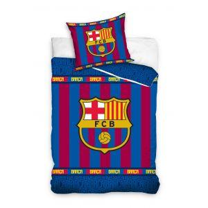 Dekbed Barcelona Barca Stripe 140x200/70x80 cm