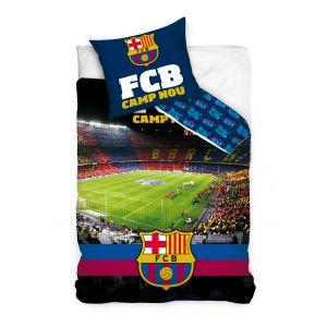 Dekbed Barcelona Stadion 140x200/70x80 cm