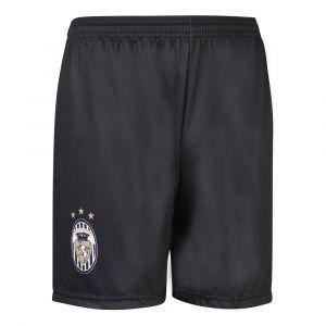 Juventus Voetbalbroekje Thuis Zwart