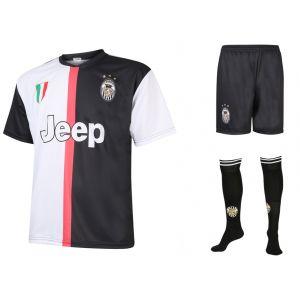 Juventus Voetbaltenue Thuis Eigen Naam 2019-2020 Kids-Senior