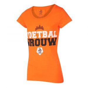 KNVB - Nederlands Elftal - Leeuwinnen T-shirt Dames Voetbal Vrouwen Eigen Naam