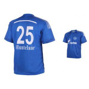 Schalke Voetbalshirt Huntelaar Thuis 2015-2016 - maat 92 - OP=OP